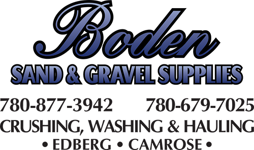 Boden Sand Gravel Supplies Contact Us